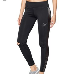 PUMA Lux Leggings in black